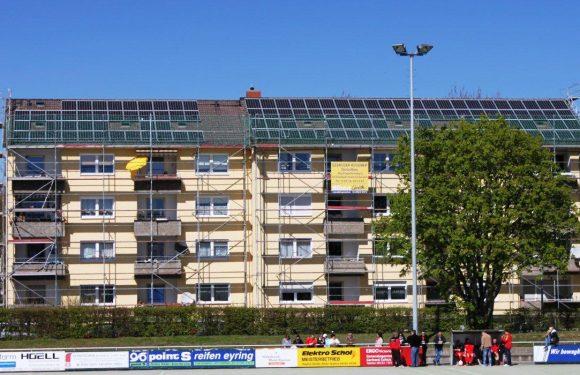 Mehrfamilienhaus Fichtestraße