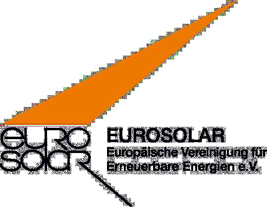 Eurosolar e.V. – Europäische Vereinigung für erneuerbare Energien