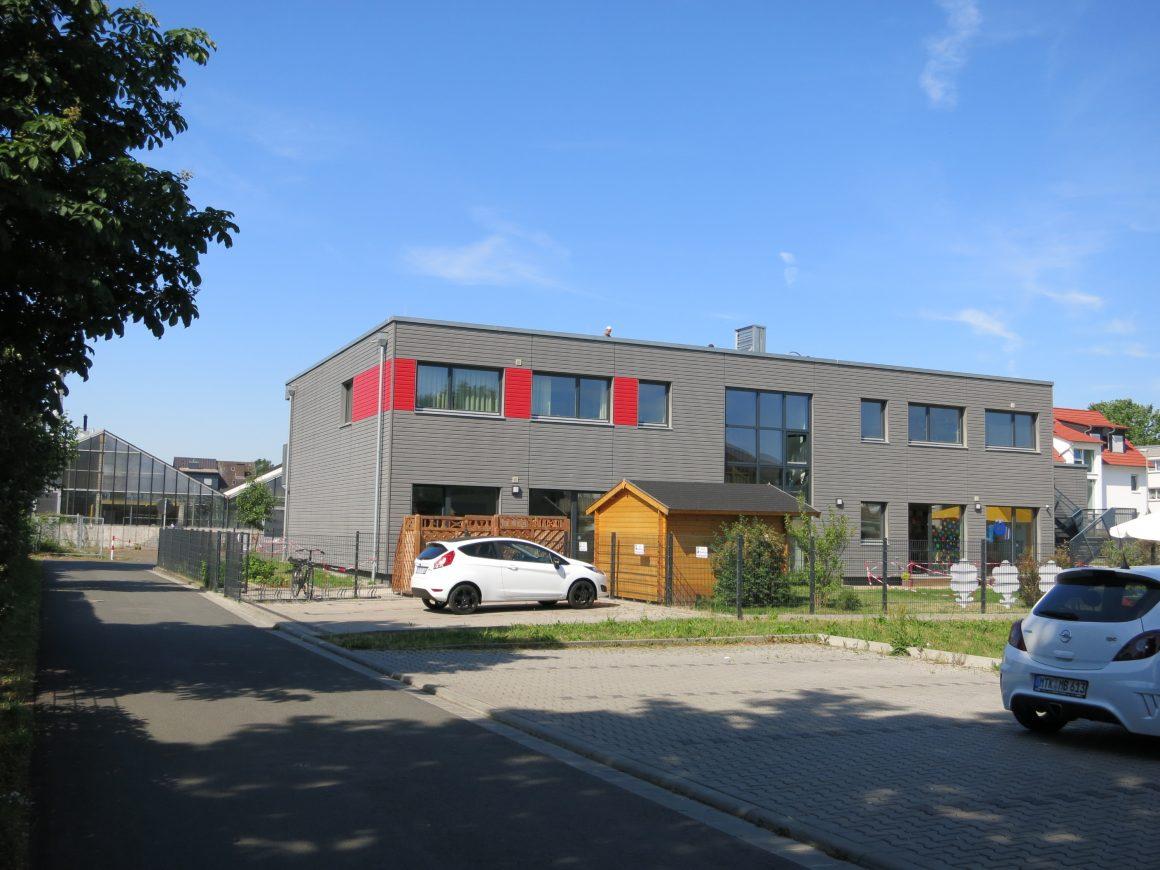 Schulkinderhaus Süd-West Eschborn