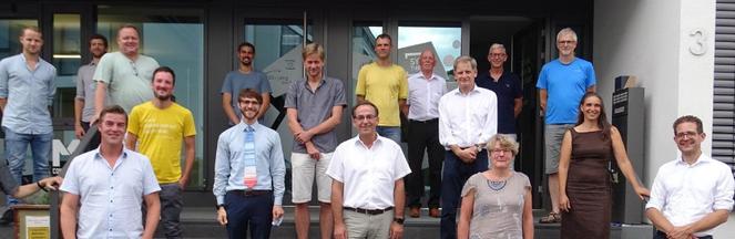 Neue Dachgenossenschaft Vianova soll eCar-Sharing voranbringen