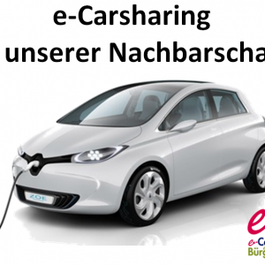 Erstes e-Carsharing in Kelkheim-Münster